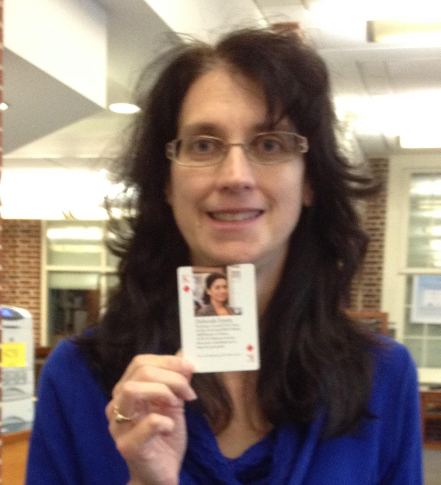 Card1_Deborah Marshall Department Chair Career & Technical Education Granby High School